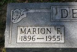 Marion Frances Denfip