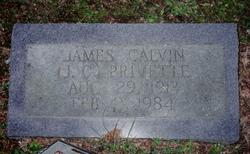 James Calvin J C Privette