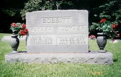 Georgia <i>Chambers</i> Bobbitt