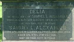 Samuel L. Alexander