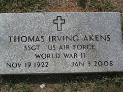Thomas Irving Akens