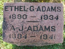 Ethel G. <i>Smith</i> Adams
