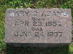 Mary Catherine <i>Herrell</i> Adams