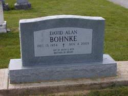 David Alan Bohnke