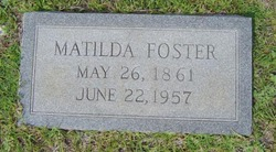 Emily Matilda Tildy <i>Bishop</i> Foster