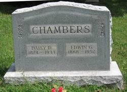 Edwin G Chambers
