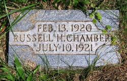 Russell H Chambers