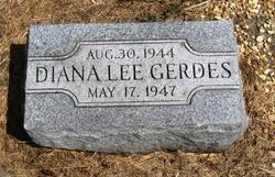 Diana Lee Gerdes