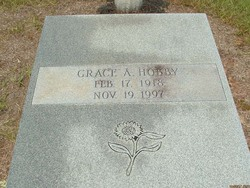 Agnes Grace <i>Hunkins</i> Hobby
