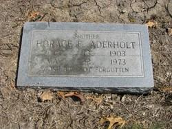 Horace Eugene Aderholt