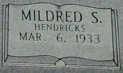 Mildred S. <i>Abbott</i> Hendricks