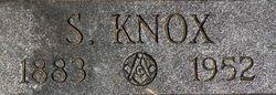 Samuel Knox Ash