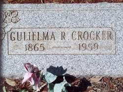 Gulielma R. Crocker