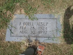 F. Odell Alsup