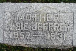 Elsie <i>Rea</i> Jeffrey