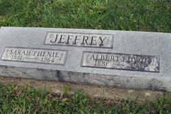 Albert Edwin Jeffrey
