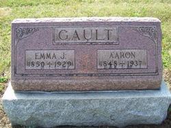 Emma Jane <i>Harbaugh</i> Gault