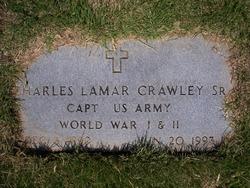 Charles Lamar Crawley, Sr
