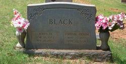 Fannie B. <i>Odom</i> Black