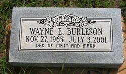 Wayne Eugene Burleson