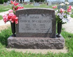 John M. McCullough