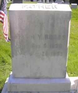 Allen Y. Boggs