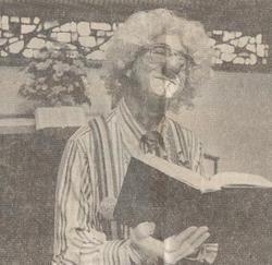 Rev Harvey C. Gabel