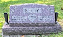 William Nimrod Eddy
