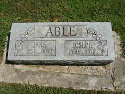 Joseph Able