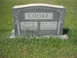 Agnes <i>Shaw</i> Cooke