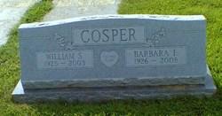 Barbara F Cosper