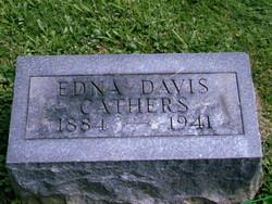 Edna <i>Davis</i> Cathers