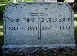 Marie Catherine <i>Shay</i> Borns