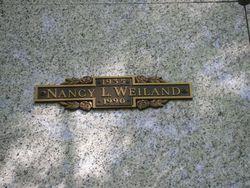 Nancy Lee <i>Walter</i> Weiland