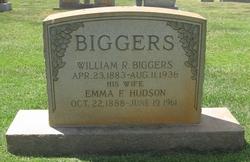 Emma F <i>Hudson</i> Biggers