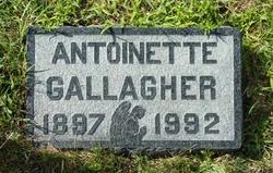Antoinette Gallagher