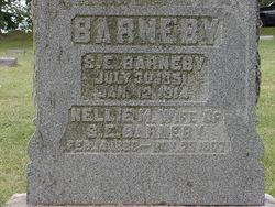 Nellie May <i>Belmont</i> Barnebey