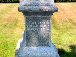 John Franklin Easton