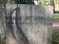 Capt Alexander James Dallas