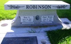 Don Stanley Robinson
