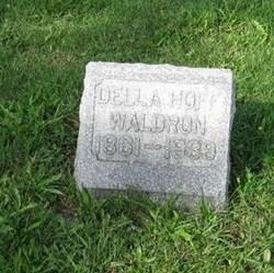 Della <i>Bourie</i> Hoff/Waldron
