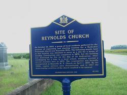 Reynolds ME Church Cemetery