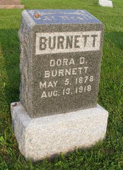 Dora D. Burnett