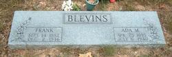 Ada M. Blevins