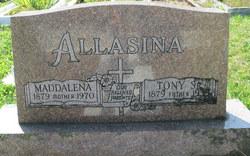 Tony Allasina, Sr