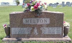 Jessie I <i>Brazeale</i> Melton