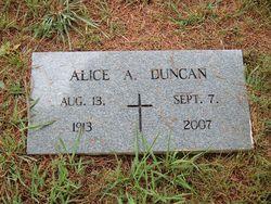 Alice AnnLou <i>Jacobs</i> Duncan