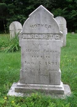 Margaret <i>Greenleaf</i> Annis