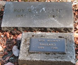 Roy Allan Ballard