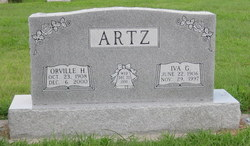 Iva Grace <i>Coffin</i> Artz